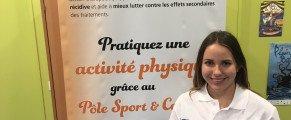 Ouverture Pôle Sport & Cancer en pédiatrie à l'Hôpital Estaing Clermont-Ferrand